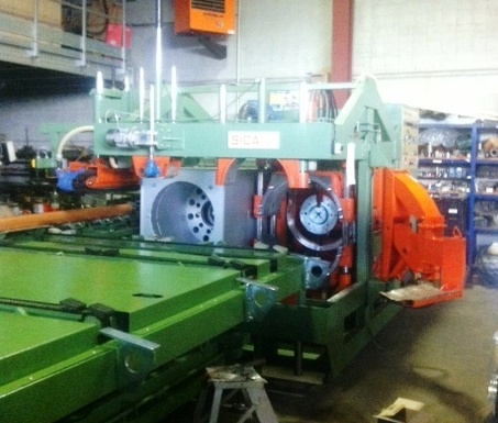 BELLING MACHINE BA/CA 100-500